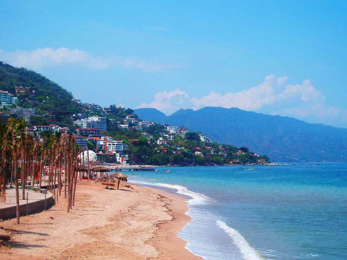 puerto-vallarta beautiful beach