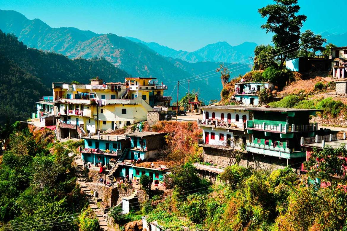 Best weekend trips from Delhi