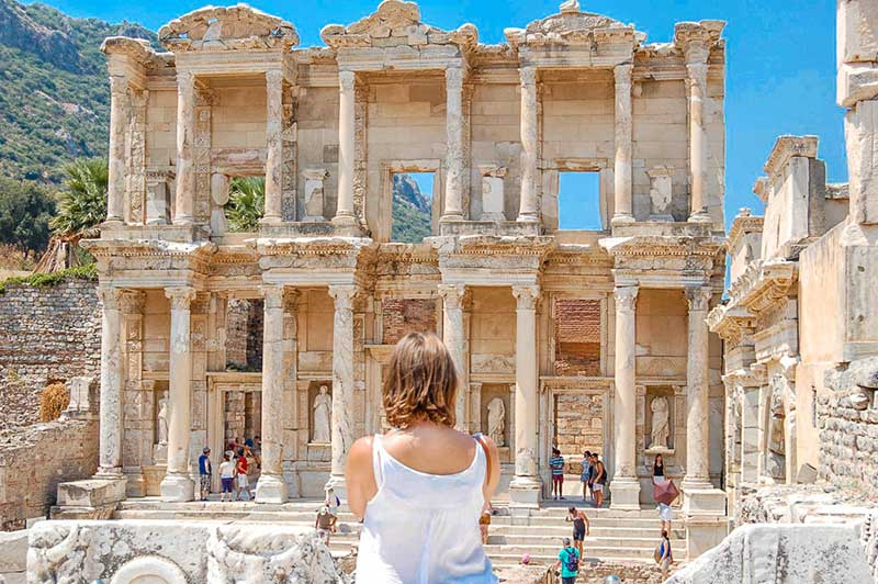 The best places to visit in Turkey-Ephesus Izmir