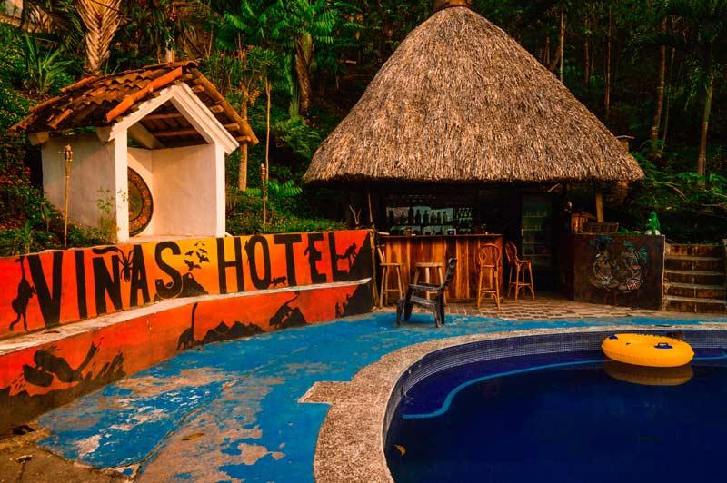 Guatemala - Viñas Hotel - Lanquín