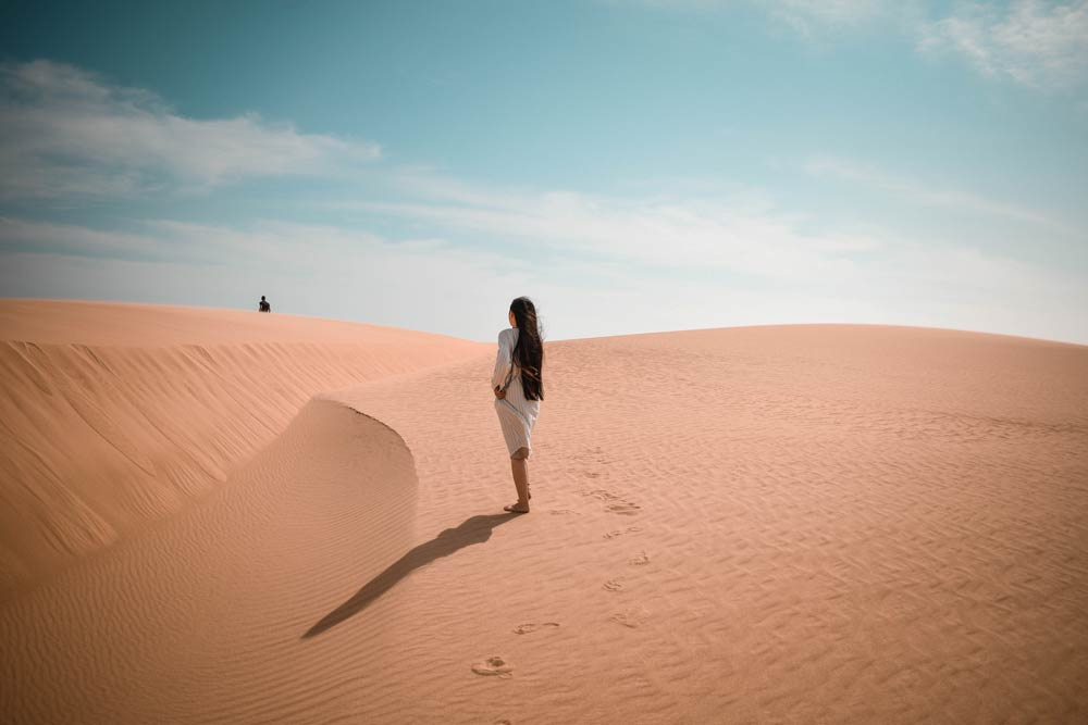 Camping in the Wahiba Sands & Other Tips for the Desert ...
