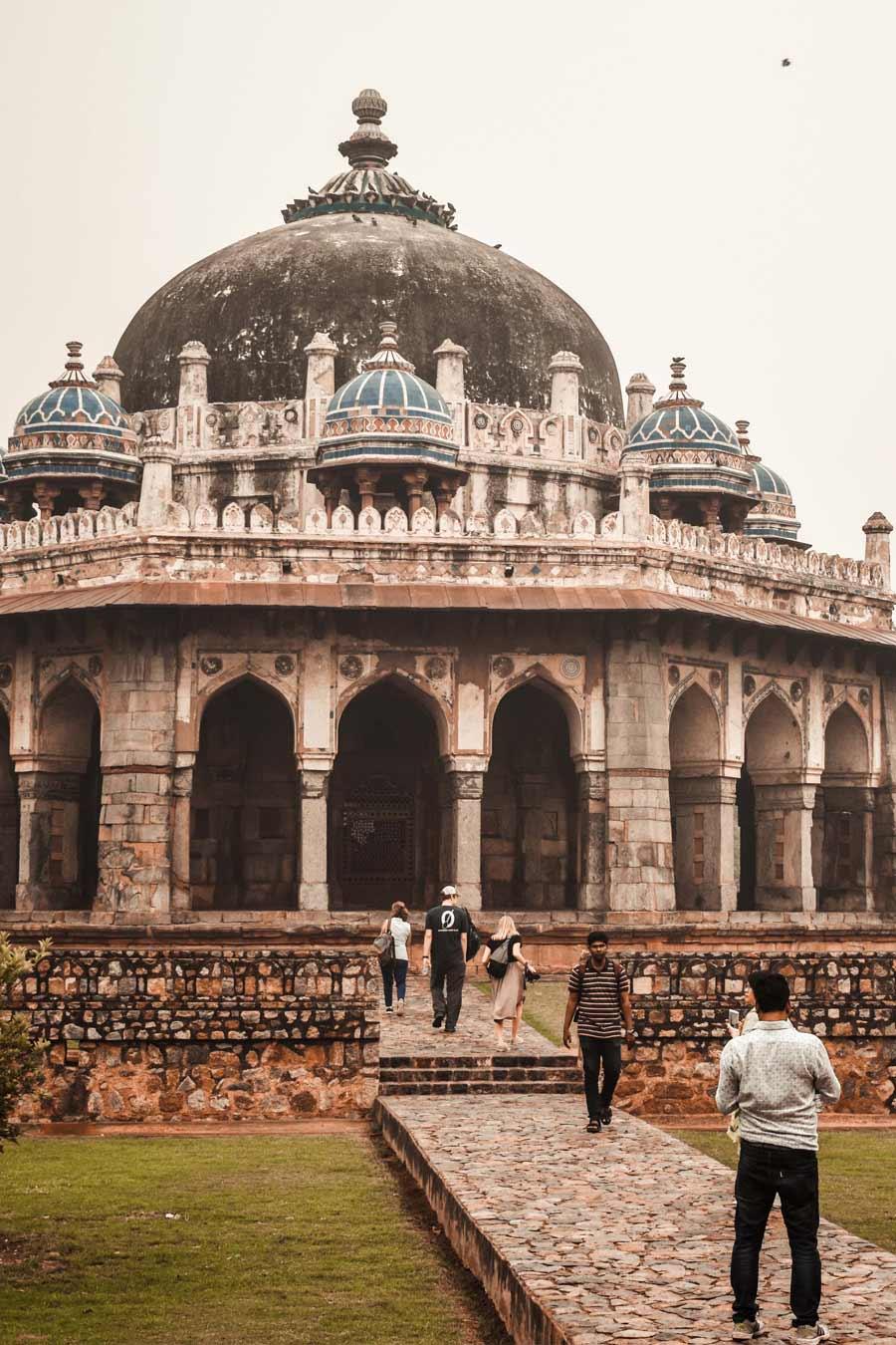 humayun-tomb-delhi-India-tour
