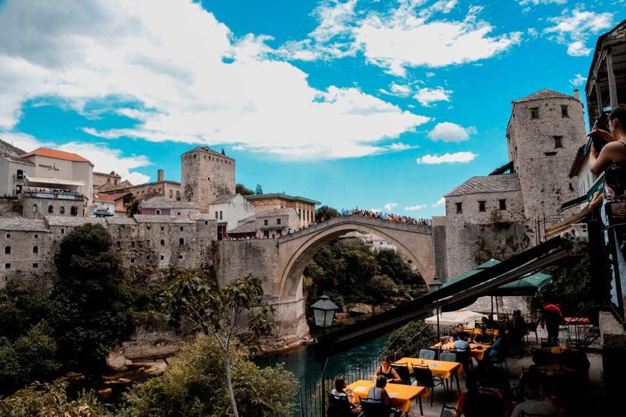Mostar Bosnia day trip