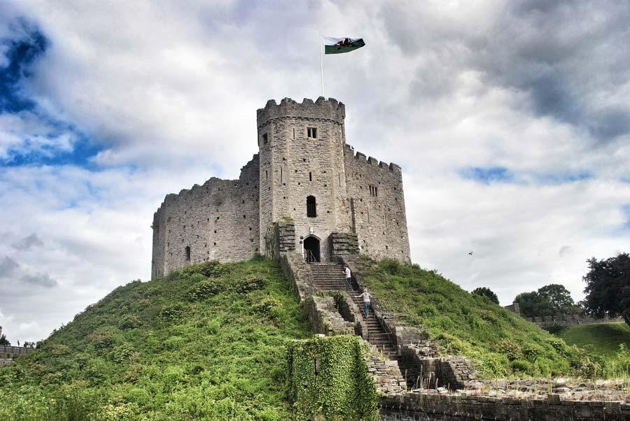 castle-in-wales