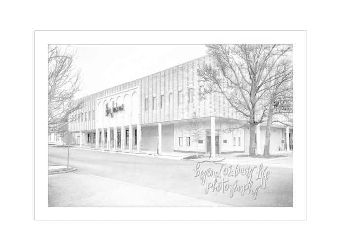 Miss Jacksons Tulsa, Fine Art, Original Artwork