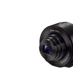Is this the future of the compact camera? Sony's new Cybershot QX100 and QX10 lens-style cameras