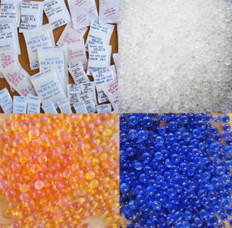How To Recharge Silica Gel Crystals