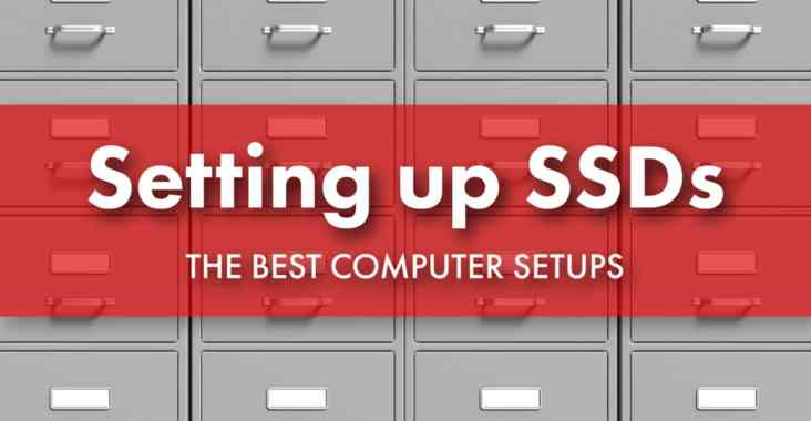 SSD Configuration Guide for Photo-Editing Desktop Workstations