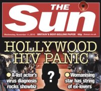 The Sun's stigmatising headline