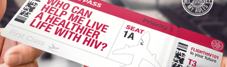 My HIV, My Rules. Ageing with HIV.