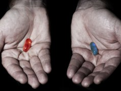 Blue Pill Red Pill - would you go back to a time before HIV?