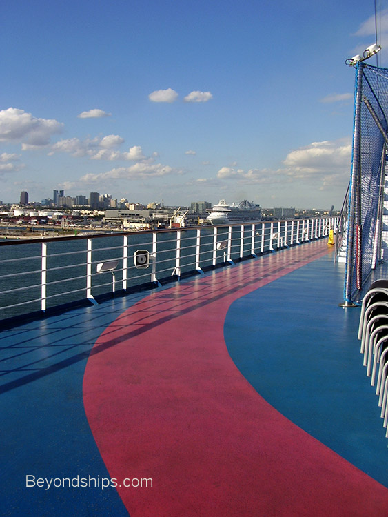 Carnival Splendor Photo Tour Guide And Commentary Page 2