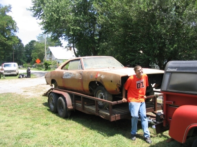 Dukes of Hazzard - 68' Dodge Charger WIP