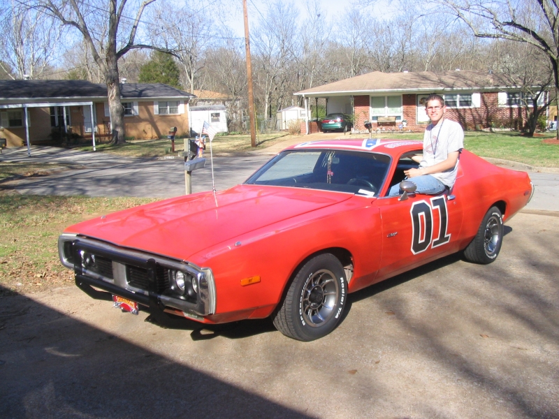 Dukes Of Hazzard 73 Charger General Lee Beyond Sims