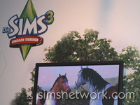 Sims Network Previews The Sims 3 Pets Expansion