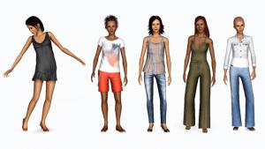 The Sims 3: Diesel Stuff Renders!