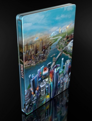 Pre-Order SimCity from Amazon Germany and Get a Steel Collector's Case