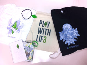 Ireland and The UK - Win Sims 3 Goodies!