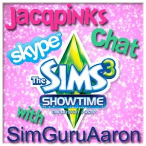 Tickled Pink Sims - Showtime Interview