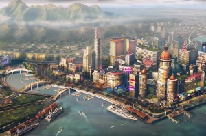 Wired on SimCity's GlassBox Engine