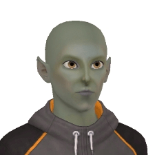 First Alien Uploaded To The Sims 3 Exchange Beyond Sims