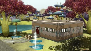 Sims Nieuws Reviews Lunar Lakes!