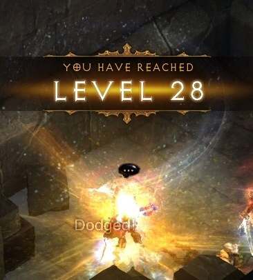 Diablo 3 level 28