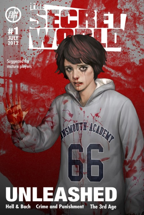 The Secret World Issue #1 Unleashed