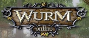 Wurm Online Title Screen