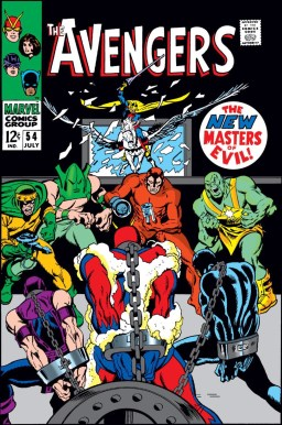 Avengers Vol 1 #54
