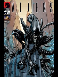 Aliens:More Than Human Issue 1