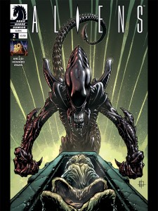 Aliens: More Than Human Issue 2