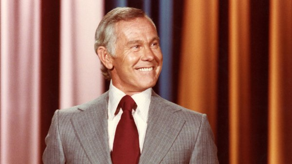 Johnny Carson (The Stephen Colbert of his day) | O ...