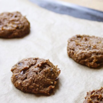 Paleo Sweet Potato Breakfast Cookies