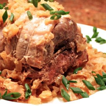 Paleo Autoimmune Protocol Hawaiian Pork Roast