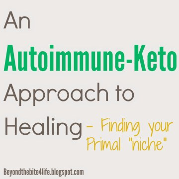 An Autoimmune Keto Approach to Paleo