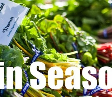Eating Primal in Step With The Spring and Summer Seasons