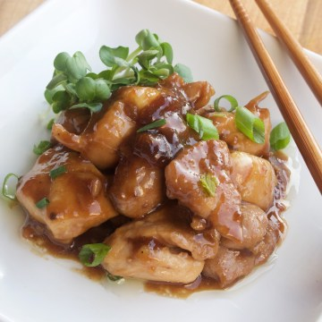 Vietnamese Caramelized Ginger Chicken (Ga Kho – AIP, Paleo, Low-FODMAP)