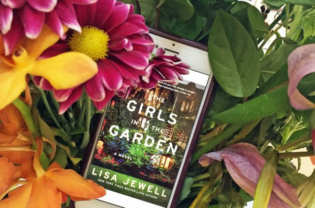 Lisa Jewell girls in the garden book review