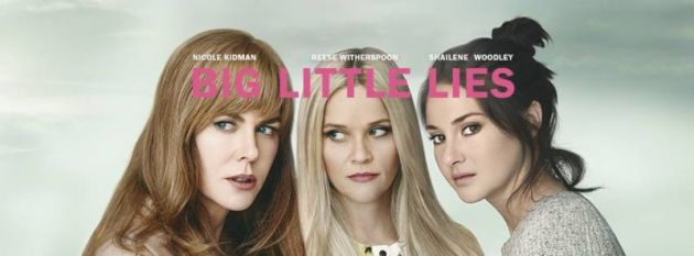 Review of the HBO adaptation of Big Little Lies by Liane Moriarty