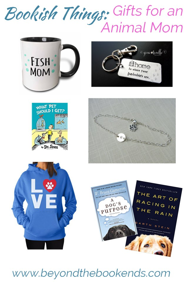 Gift Guide for Animal Moms and 6 other mom types