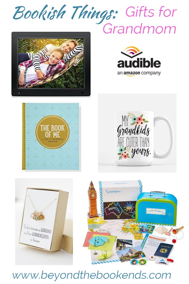 Mother's Day Gift Guide for Grandmothers and 6 other types of moms.