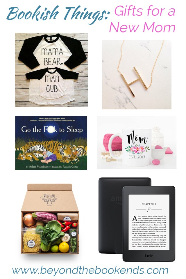 Gift Guide for New moms and 6 other mom types.