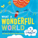 What a Wonderful World by David Weiss and 12 other amazing baby books you've never heard of.