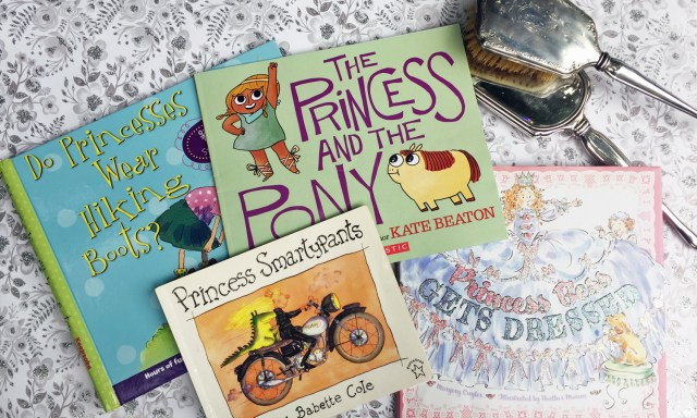 11 books about extraordinary princesses. These books encourage children to be unique.