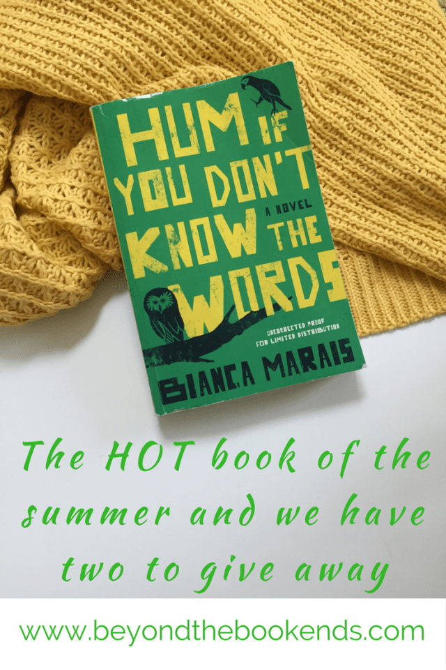 Want the hottest book of the summer? We want you to have it too! Enter the giveaway now! Ends July 11.