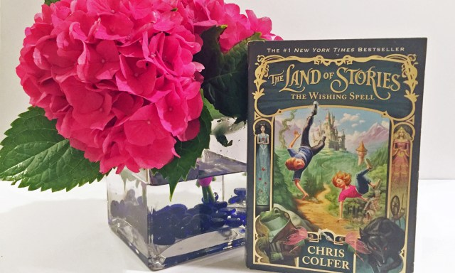 Land of Stories and other magical books to read if you love Harry Potter.