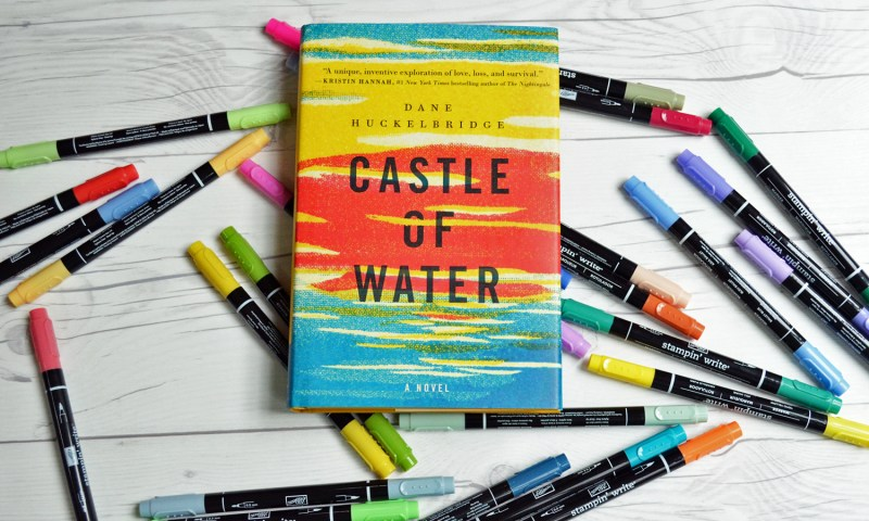 One of the best reads of 2017. I fell head over in heels in love with Castle of Water.