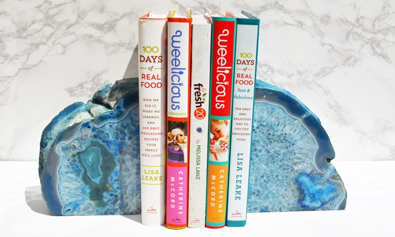 The 3 best cookbook writers (and their collective works).