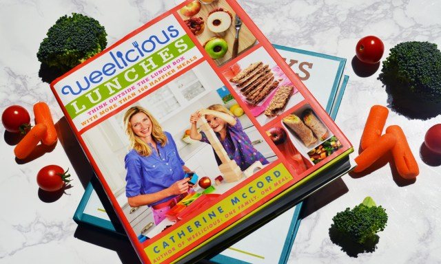 Weelicious lunches is a fan favorite for getting out of the school lunch slump.